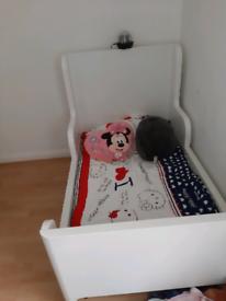 Extandble bed
