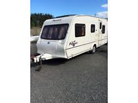 Bailey Pageant Auvergne 5 Berth,with power touch motor mover