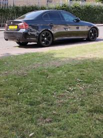 BMW 3 series 335d m sport e90