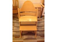 Stokke Tripp Trapp X 2 great condition