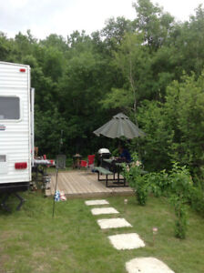 29' Trailer For Sale on Seasonal Leased Site at Sherwood Forest!