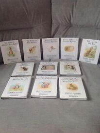 Beatrix Potter Books / Toys