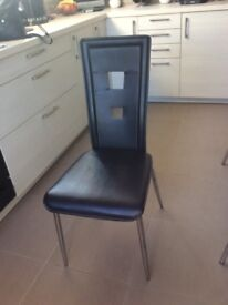 Dining Chairs 6 for £20.
