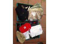 Designer clothing bundle , joblot clearance bankrupt stock