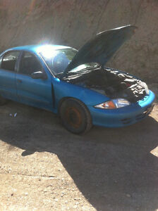 2000 cavalier for parts
