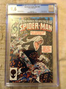 CGC Comics for sale + A Platinum Age Comic as well