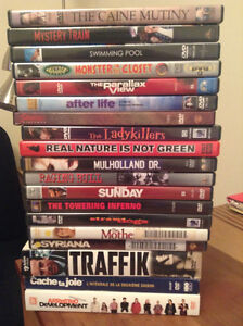 55 for $55: Quality, Classic, Critically Acclaimed DVDs and TV