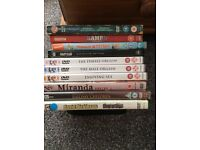 DVDs for sale £5