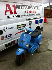 Skyteam Florida 125. Scooter. Learner Legal.