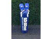 Punch bag 40 Kg and gloves