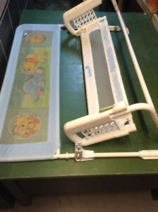 2 Children's Safety Bed Rails