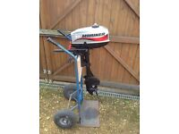 Mariner 3.3 boat outboard