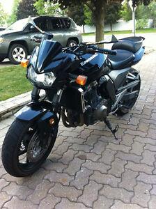 Kawasaki z750 2004 à vendre 4 500$