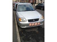 Hyundai accent gsi