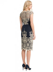 Chi Chi Daliah Dress (Navy) West Island Greater Montréal image 3