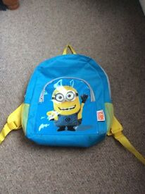 Kids' Minion Backpack for sale