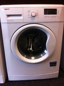 Beko washing machine (white)