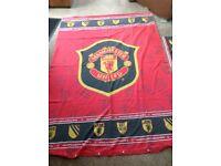 Manchester United Duvet Set