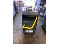 Gas 2 burner cooker