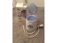 2 x baby bottle warmers collection Hendon NW4 or Holborn WC2A