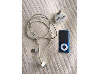 IPOD NANO 5TH 8GB BLUE