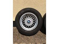 """Original bmw e34 wheels 15"""""""