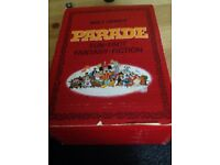 Walt Disney Parade Vintage Book Collection