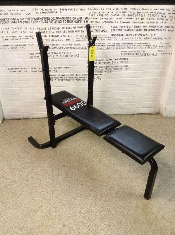 york 6600 weight bench. york 6600 bench weight w