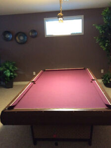 Gendron Pool Table