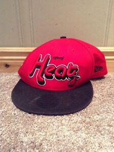 Miami Heat NBA hat