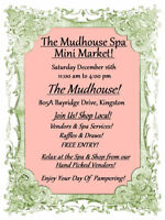 Stampin' Up! at Mudhouse Show and Sale, fill your stockings