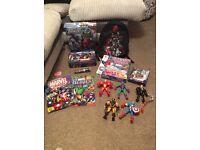 Marvel avengers job lot