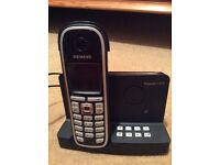Siemens gigaset c475 cordless phone (2 handsets)
