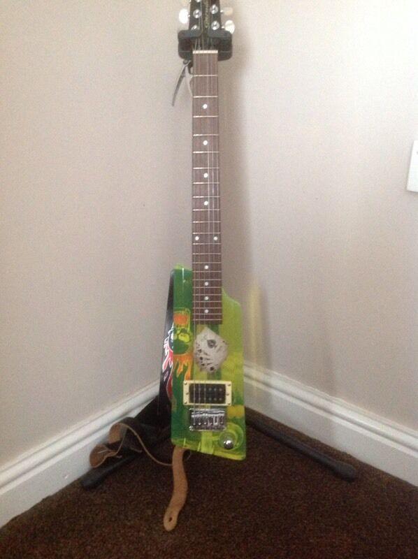 Gremlin Guitar Prices Gremlin Perspex Guitar