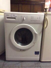 Beko washing machine works fine