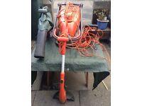 Bundle of garden power tools
