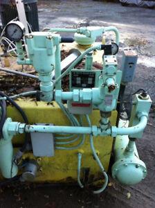 Hydraulic power pack 10.5 KW