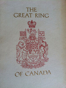 1The Great Ring Of Canada/3Canada 1812-1871 The Formative Years