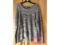 Ladies clothes sizes 8/10/12