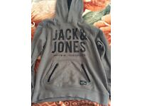 Jack and Jones XL hoody