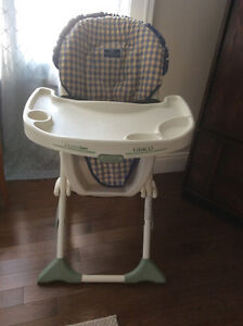 High Chair - Grace Baby Classic