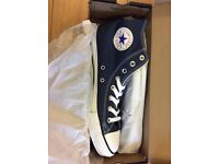 Brand new converse high tops size 10uk