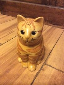 Small pottery cat £3 collection coventry