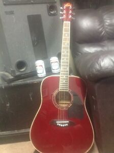 A guitar that's in great condition