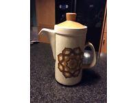 Coffee pot / rum toff