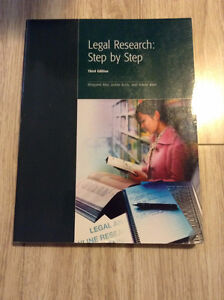 Legal Research: Step by Step