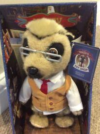 Yakov meerkat toy