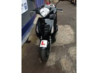 HONDA PS 125 2012 1 YEAR MOT JUST HAD A SERVICE GOOD CONDITION ALARM - STERLING
