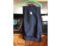 3 PAIRS BOYS SCHOOL TROUSERS 12-13