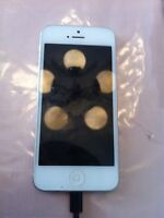 Iphone 5 white 16g for sale
